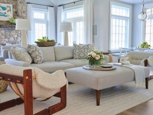 Great room seating