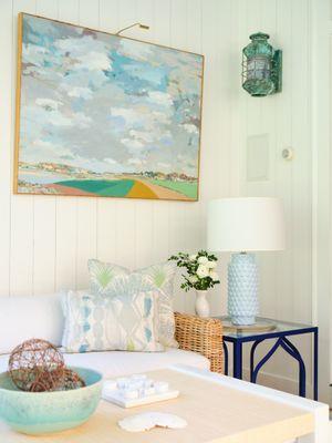 Cape Cod sun room