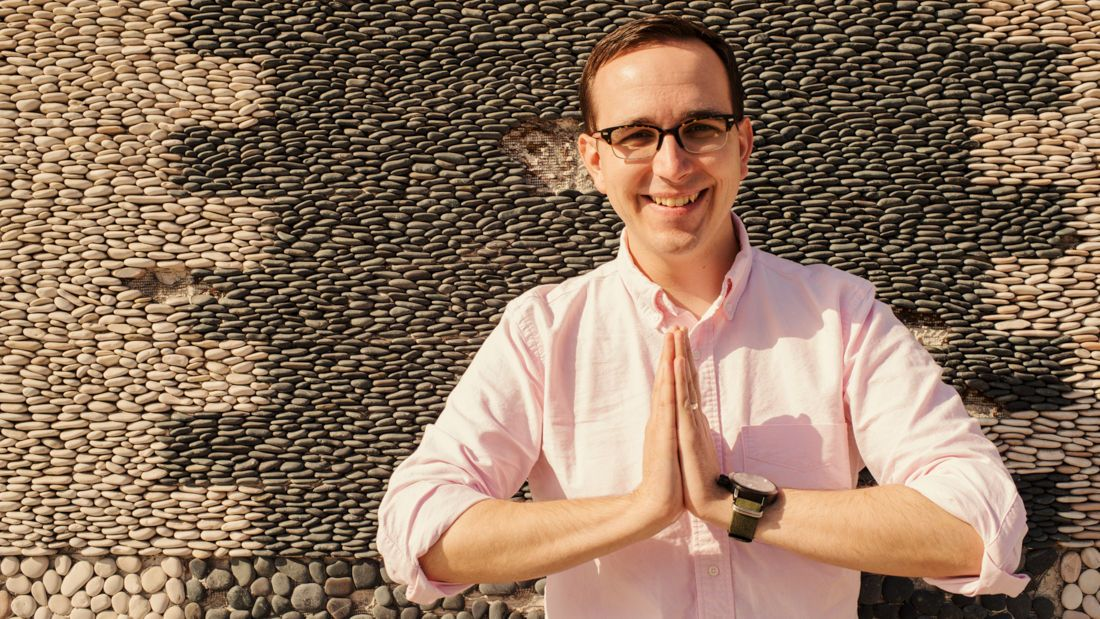 Reverend Danny Fisher, LoveMore Ambassador, Buddhist chaplain, meditation teacher, activist, academic teacher, on the forefront of social justice and engaged Buddhism.