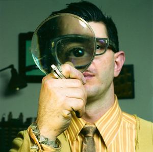 Rich Sandameno-Magnifying Glass