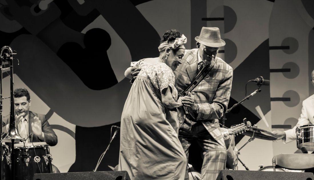 Buena Vista Social Club - Monterey Jazz Festival 2013