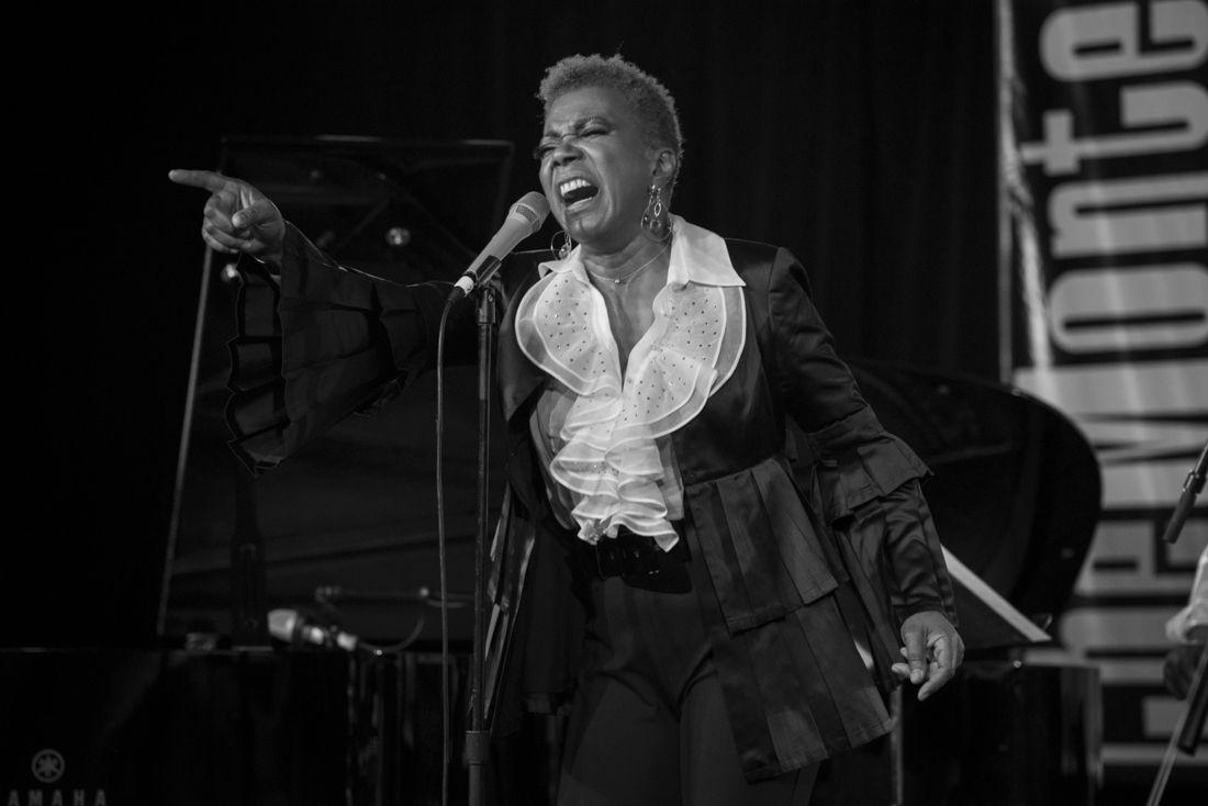 Carmen Lundy - Monterey Jazz Festical 2013