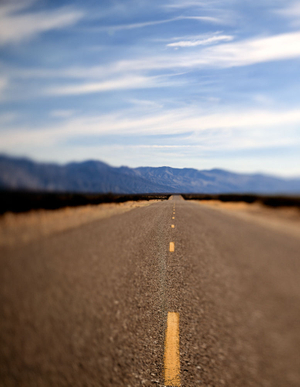 Road to Nowhere=Selective Focus