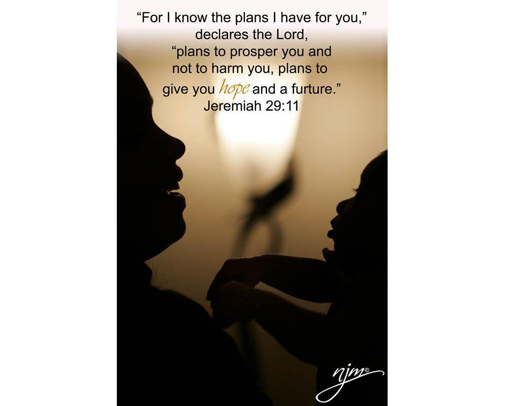 PLANS GOD HAS
