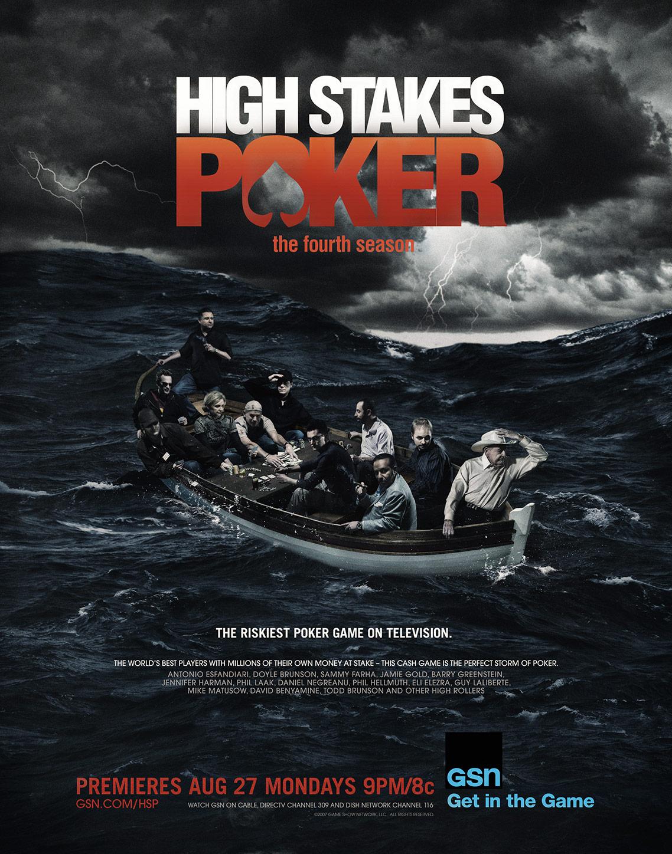 HIGH STAKES POKER •  Season 3