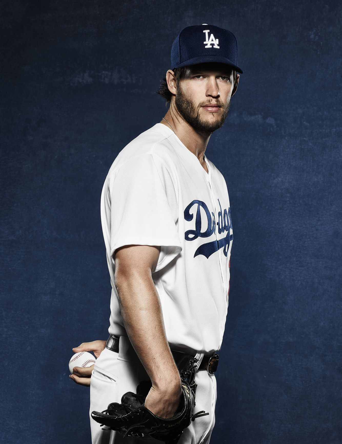 CLAYTON KERSHAW • LA DODGERS 2017