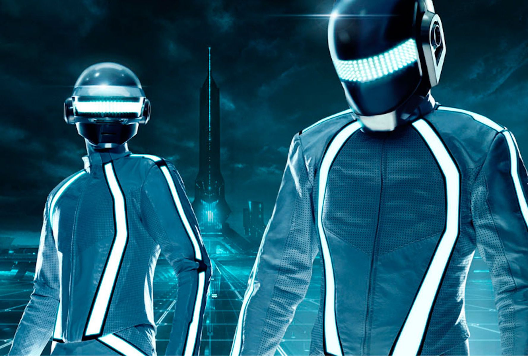 DAFT PUNK •   TRON SOUNDTRACK