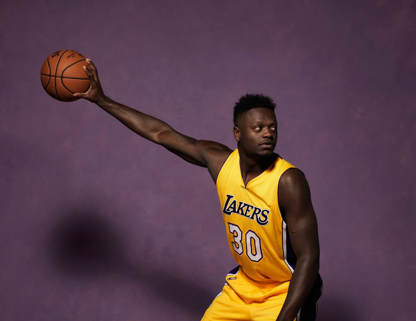 JULIUS RANDLE • LA LAKERS 2016-17
