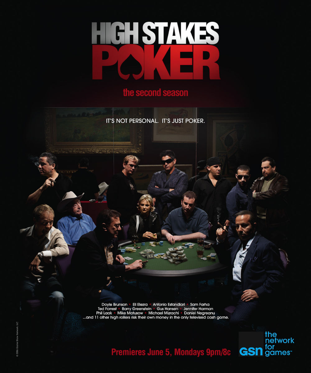 HIGH STAKES POKER Season 2