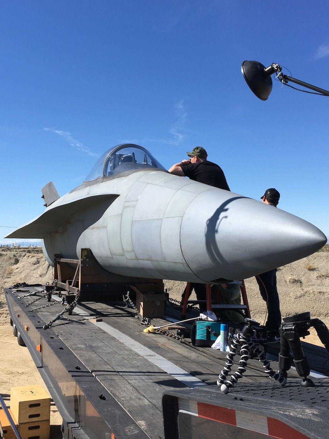 NORTHROP GRUMMAN •F-18 SET