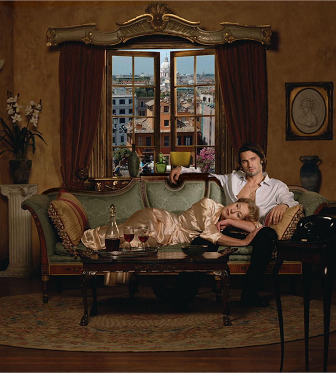 HELEN MIRREN & OLIVIER MARTINEZ • ROMAN SPRING OF MRS. STONE
