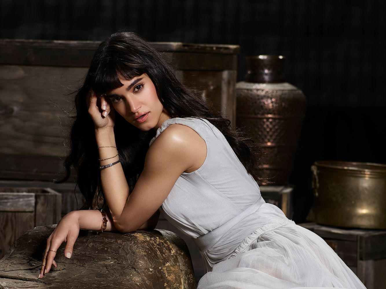 SOFIA BOUTELLA • THE MUMMY