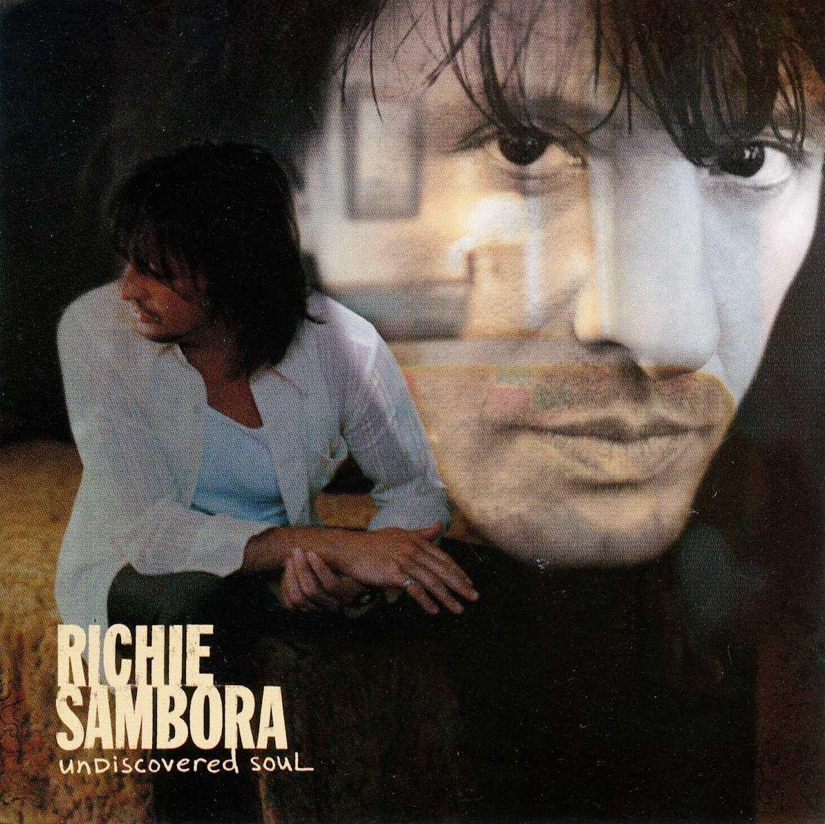 RICHIE SAMBORA • CD Art