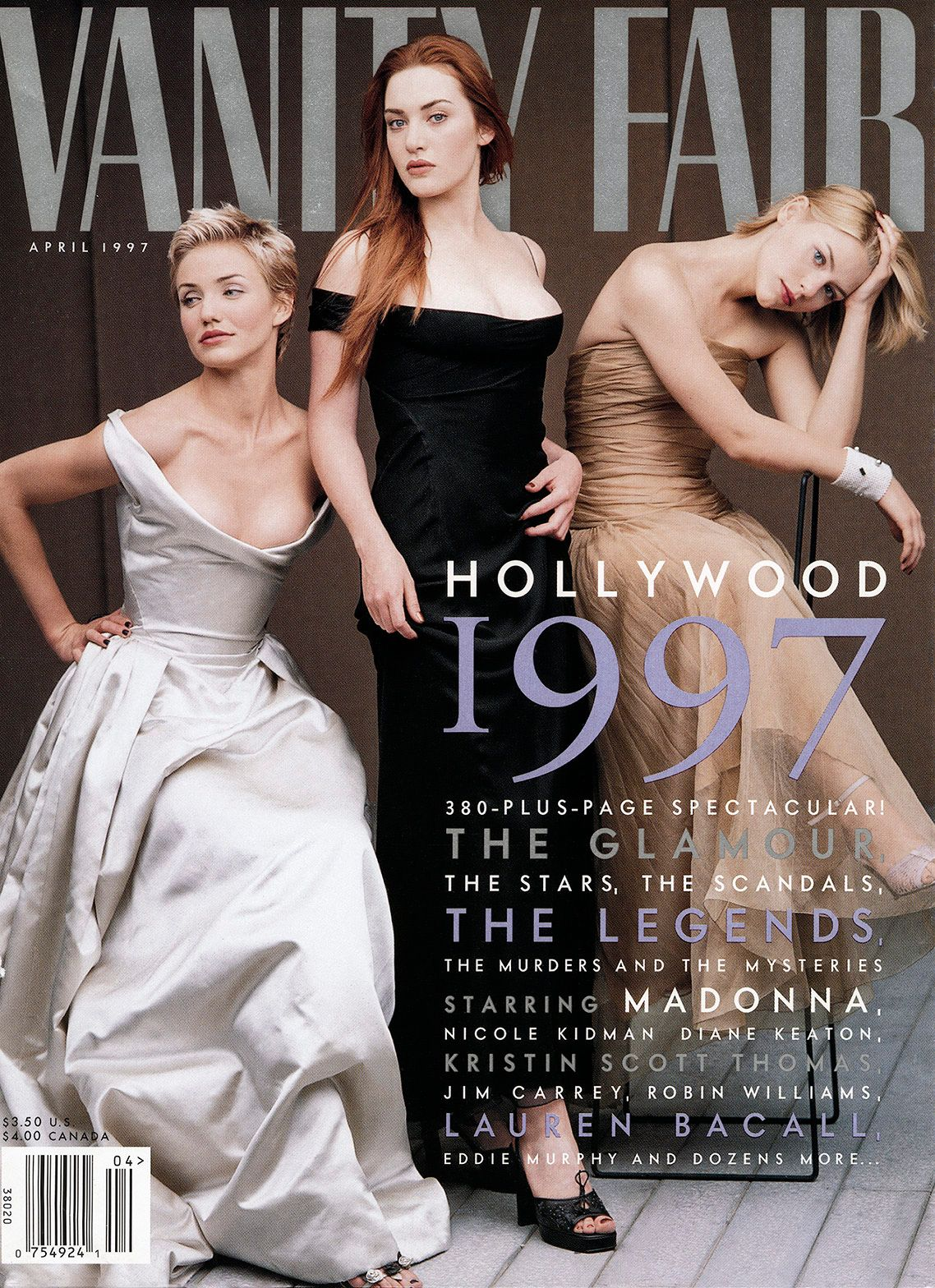 HOLLYWOOD ISSUE • VANITY FAIR