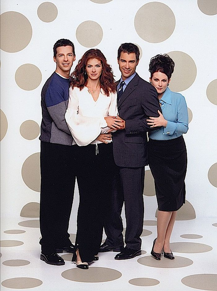 WILL & GRACE • Cast