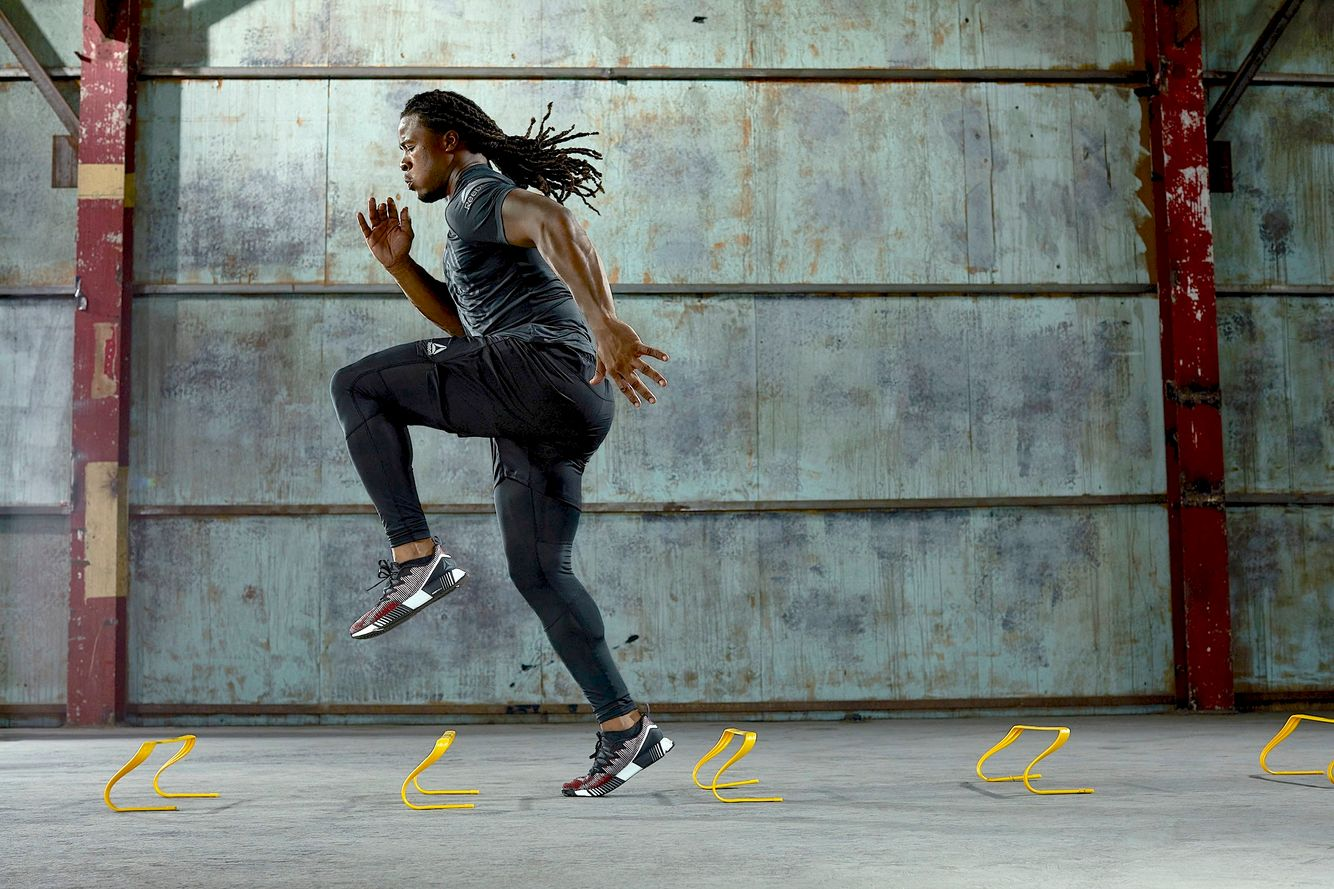 DEVONTA FREEMAN • REEBOK FLEXWEAVE