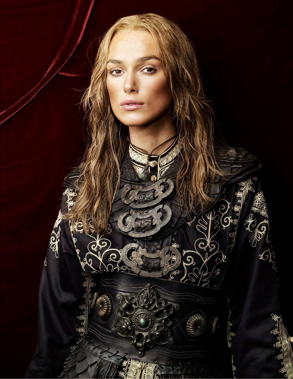 KEIRA KNIGHTLY • PIRATES OF THE CARIBBEAN • AT WORLD'S END