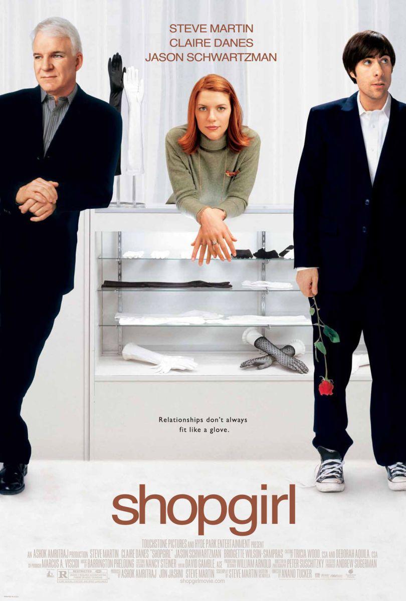 SHOPGIRL • Poster Art Insert