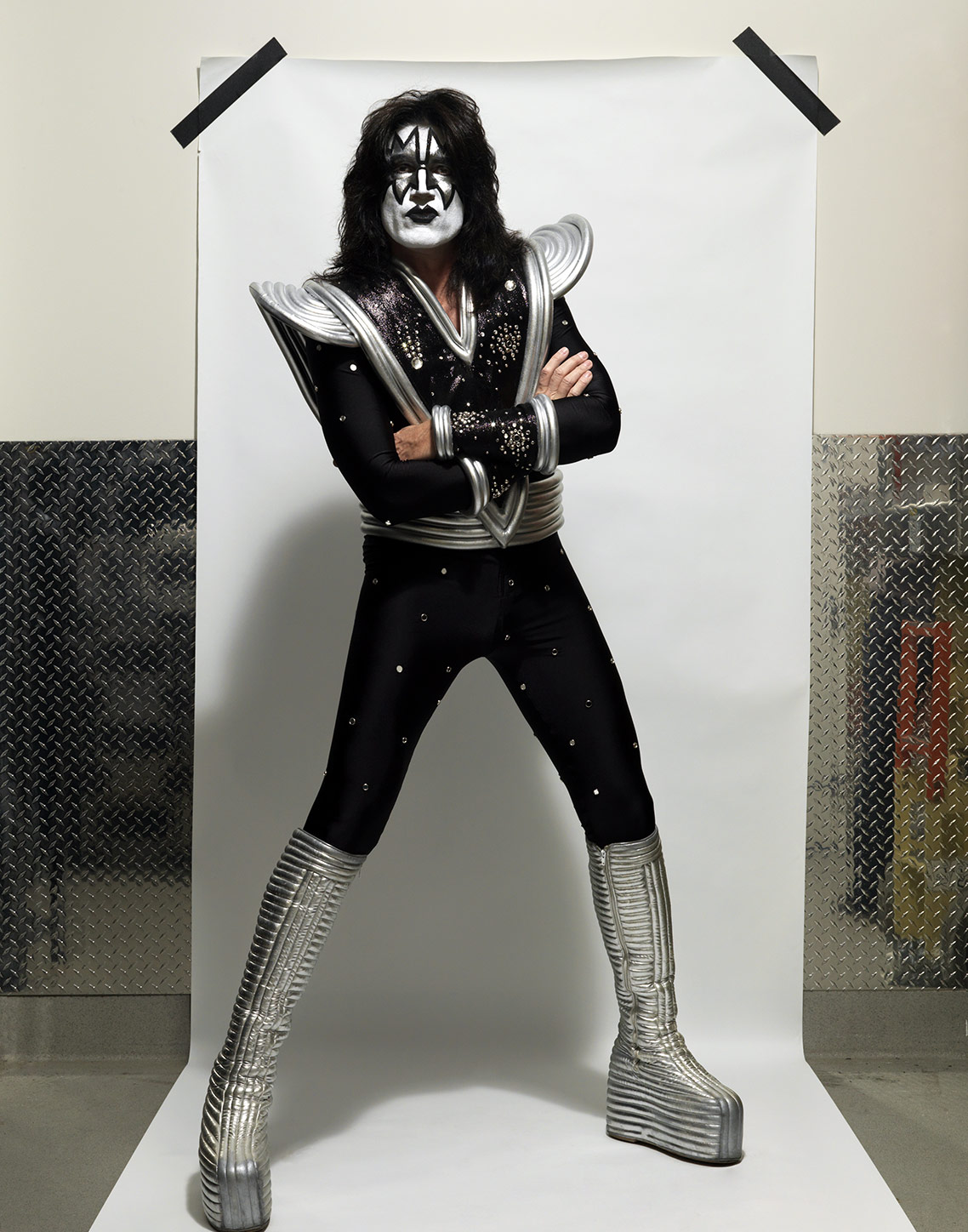 TOMMY THAYER • KISS