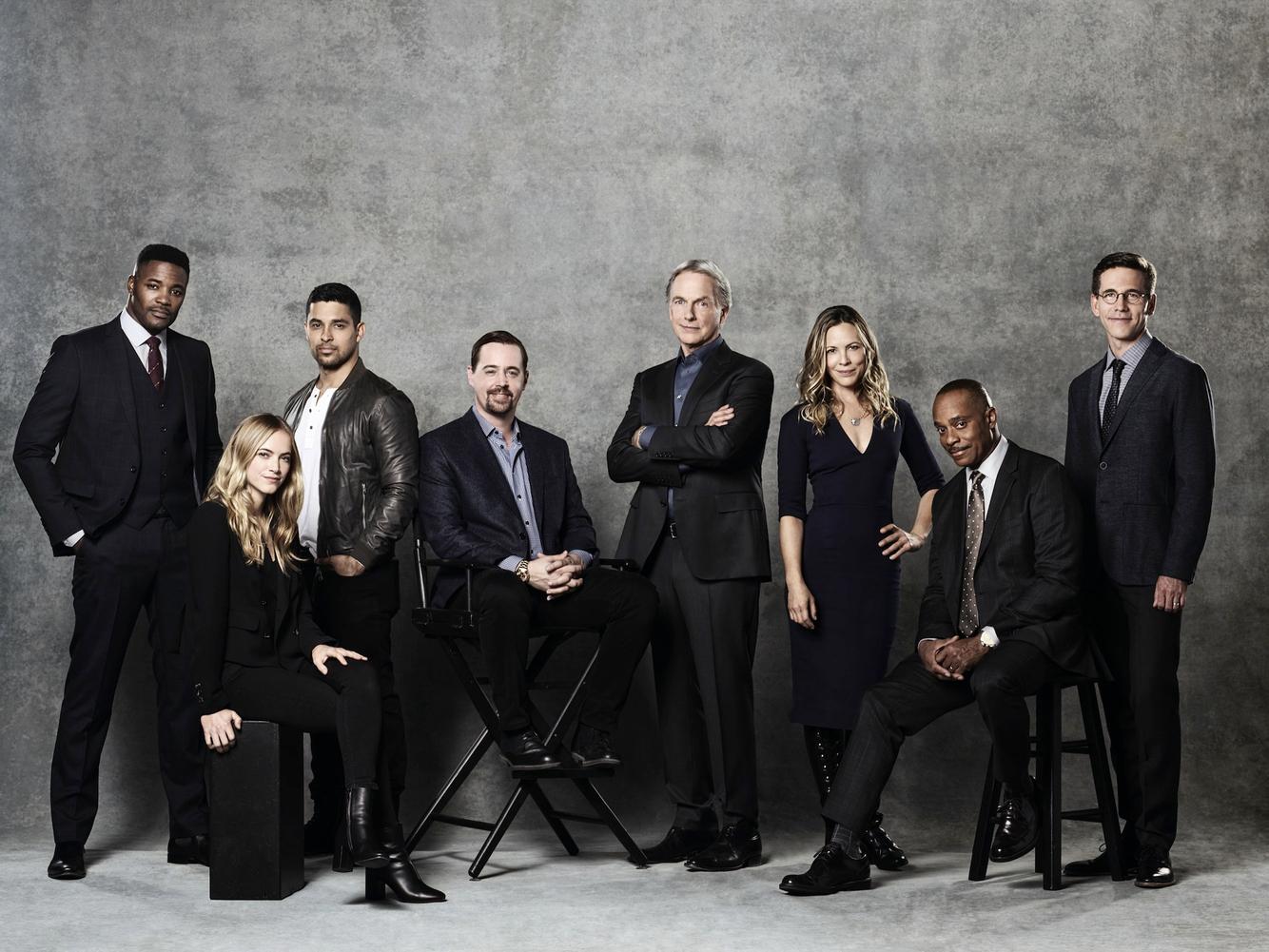 NCIS • Cast 2018