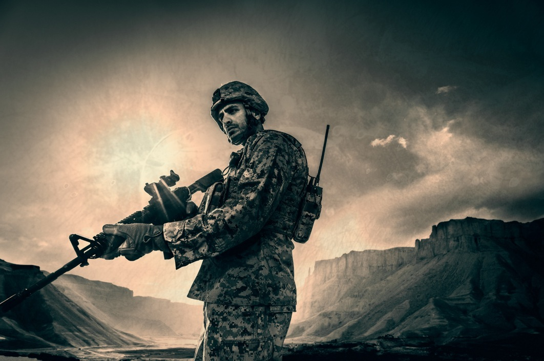 NORTHROP GRUMMAN • AUSTRALIAN SPECIAL FORCES
