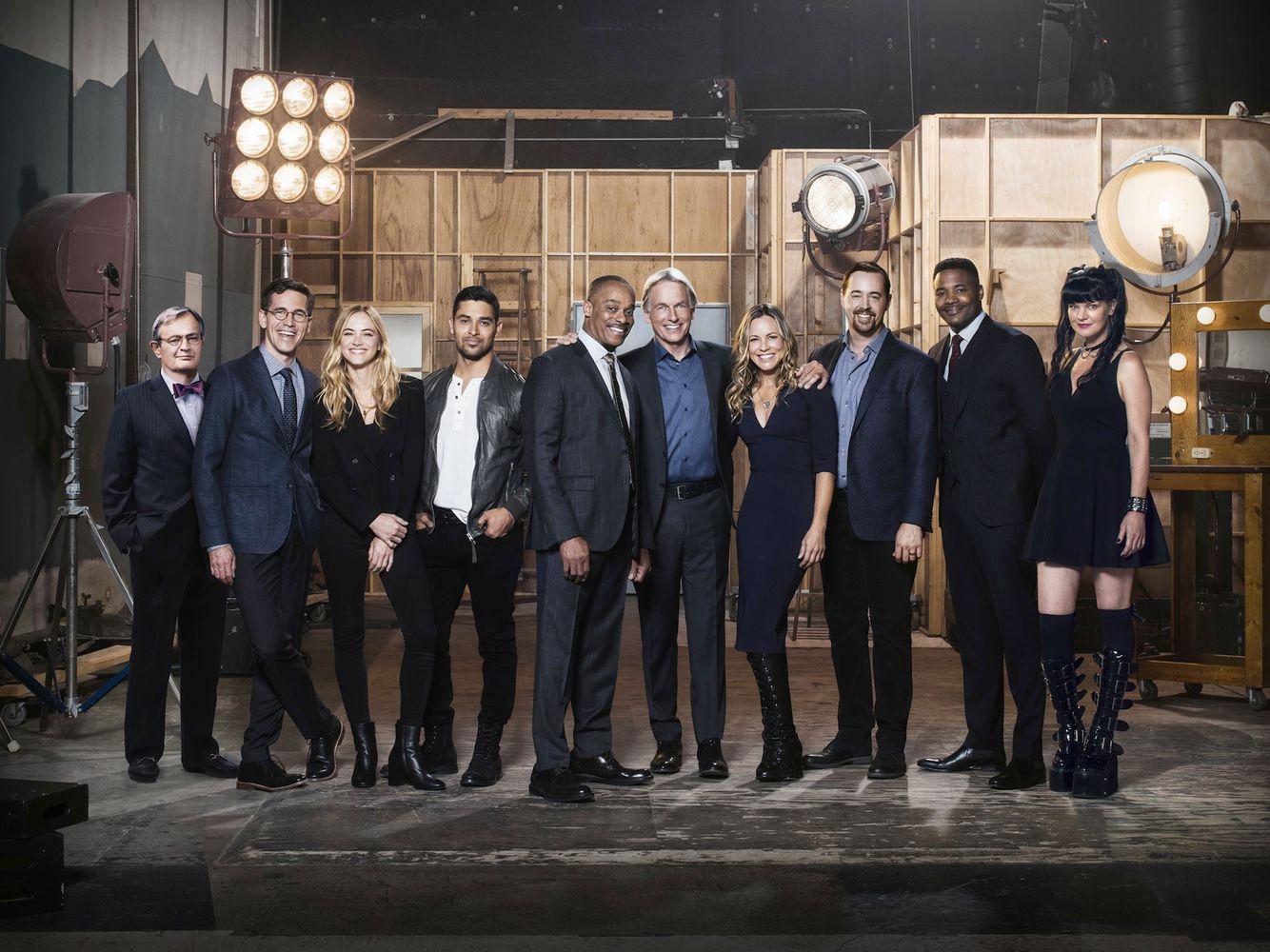 NCIS • Cast • 2018