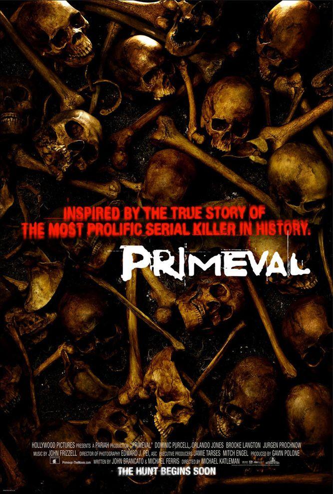 PRIMEVAL • Poster Art