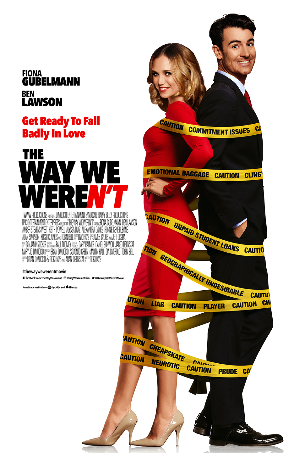 THE WAY WE WEREN'T • Poster Art