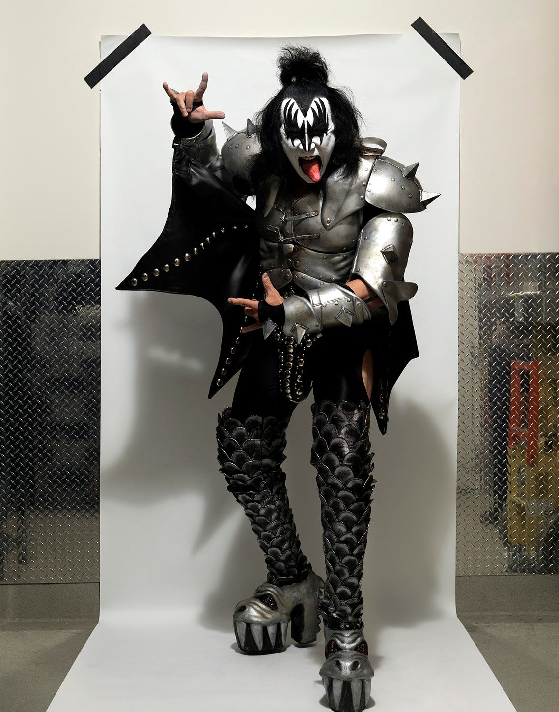 GENE SIMMONS • KISS