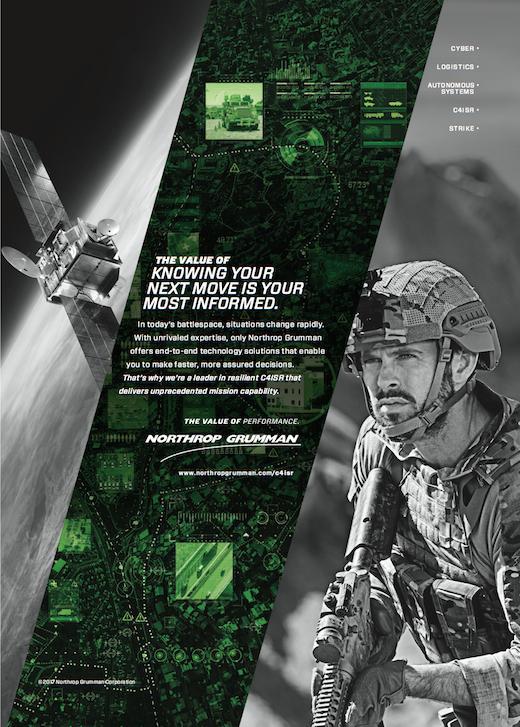 NORTHROP GRUMMAN/ AUSTRALIAN SATELLITE SPECIAL FORCES