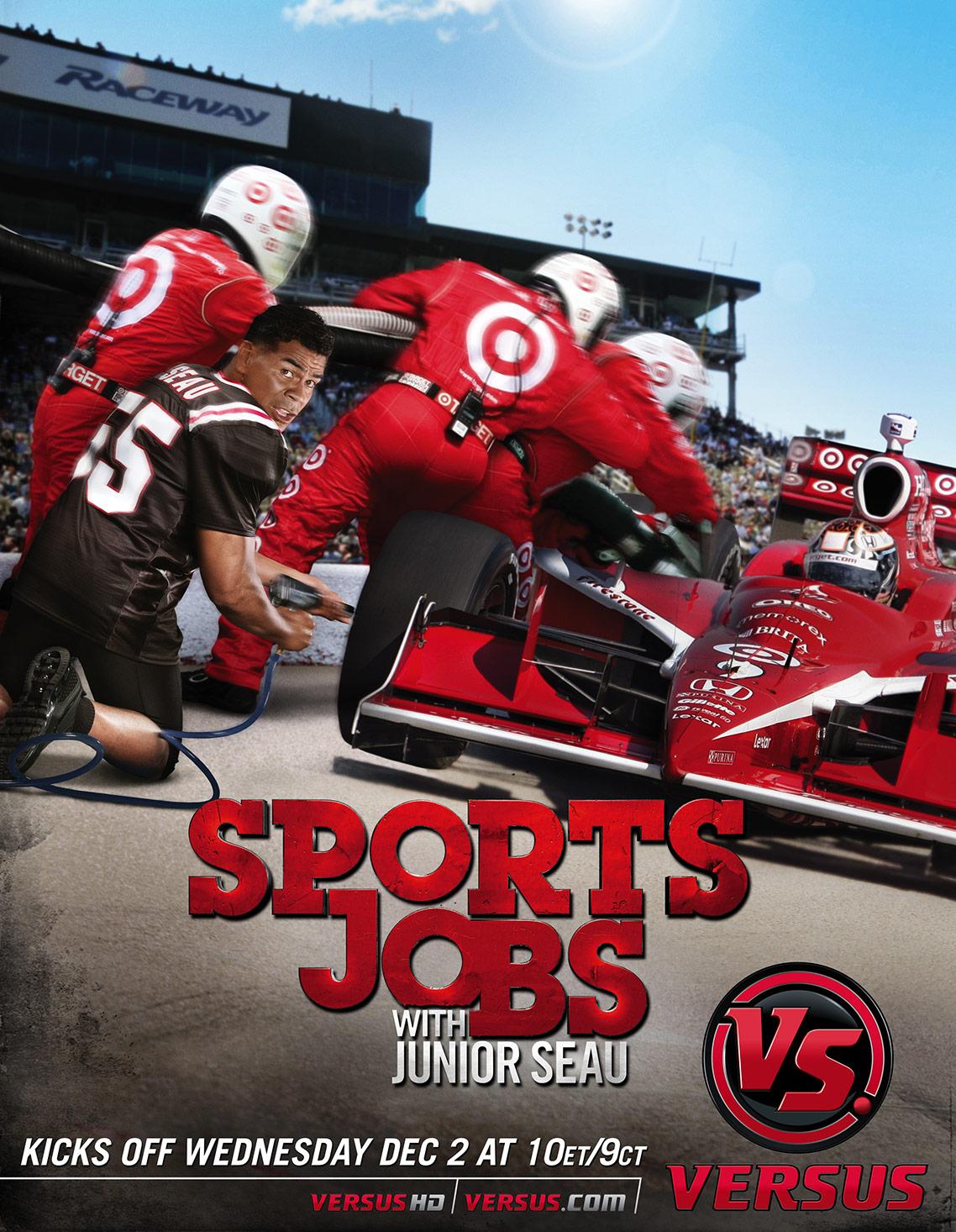 SPORTS JOBS • NASCAR
