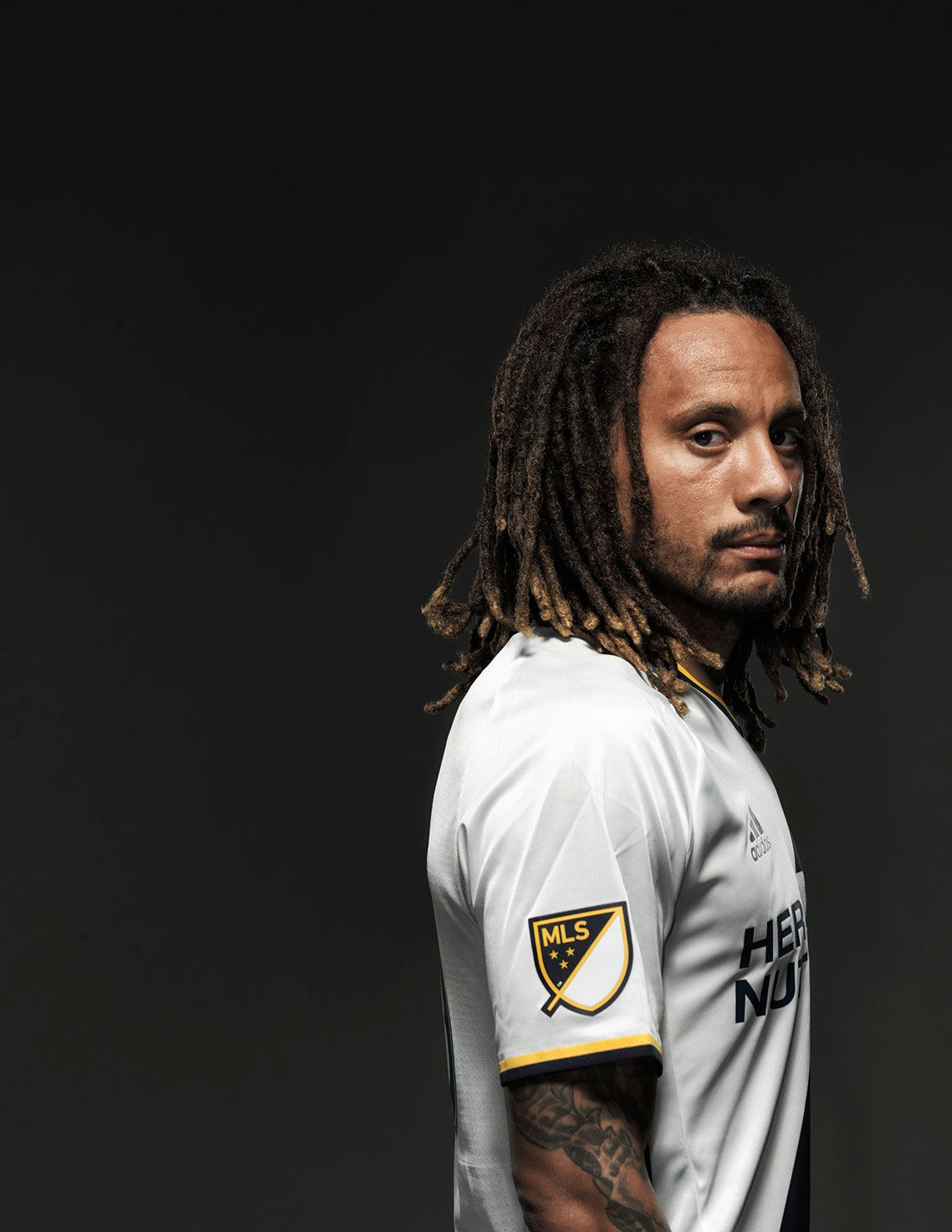 JERMAINE JONES • LA GALAXY 2017
