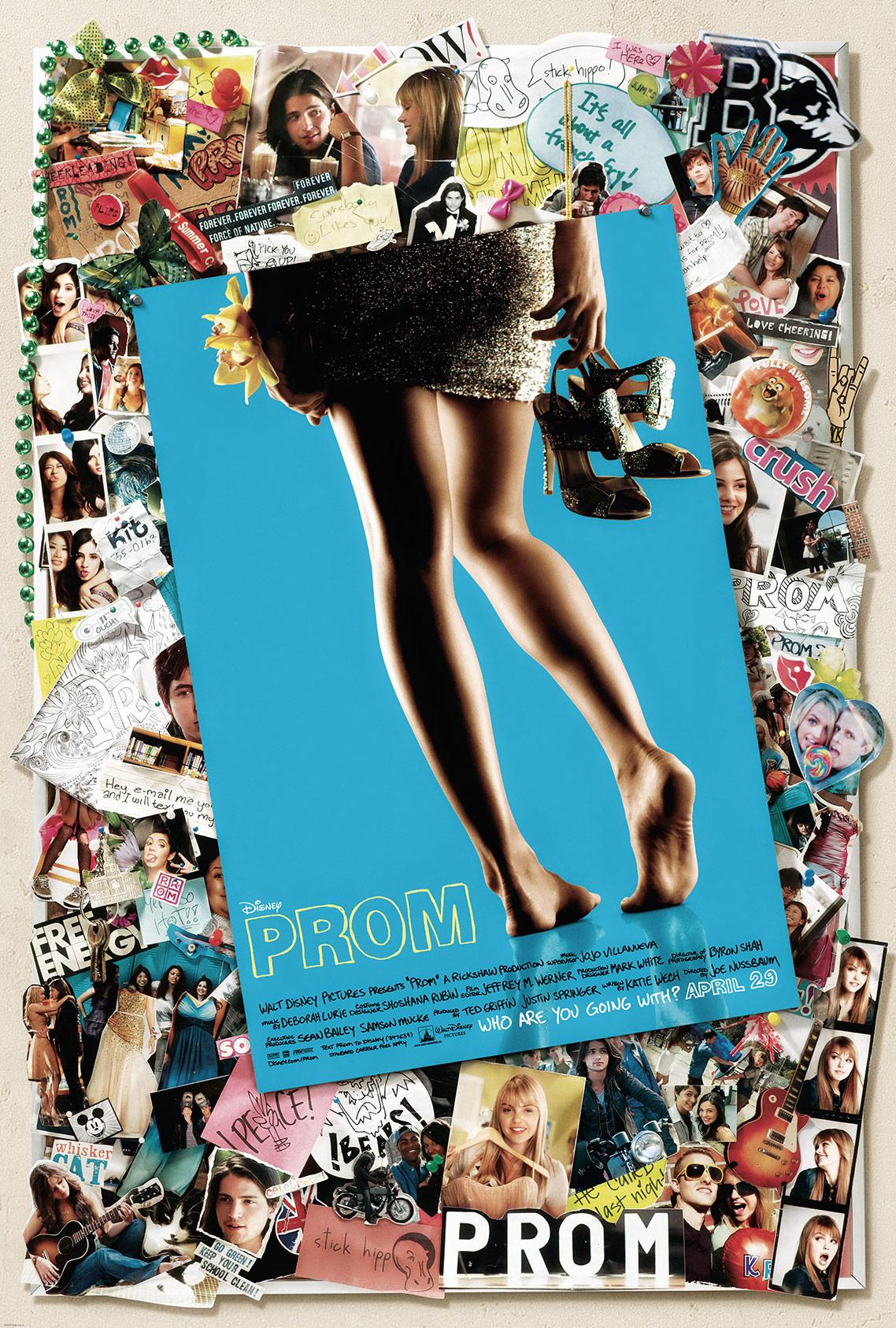 PROM • Poster Art