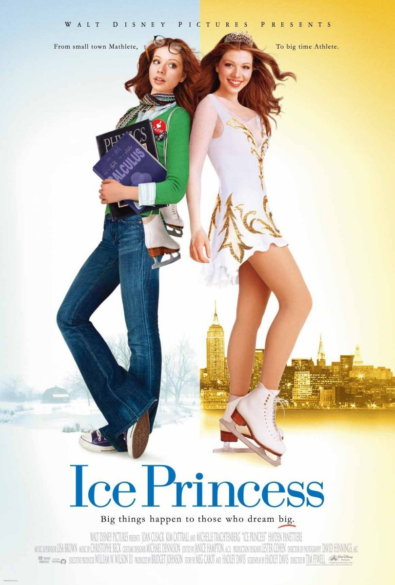 ICE PRINCESS • Poster Art