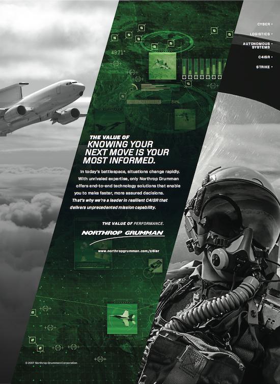 NORTHROP GRUMMAN/ WEDGETAIL AIR FORCE