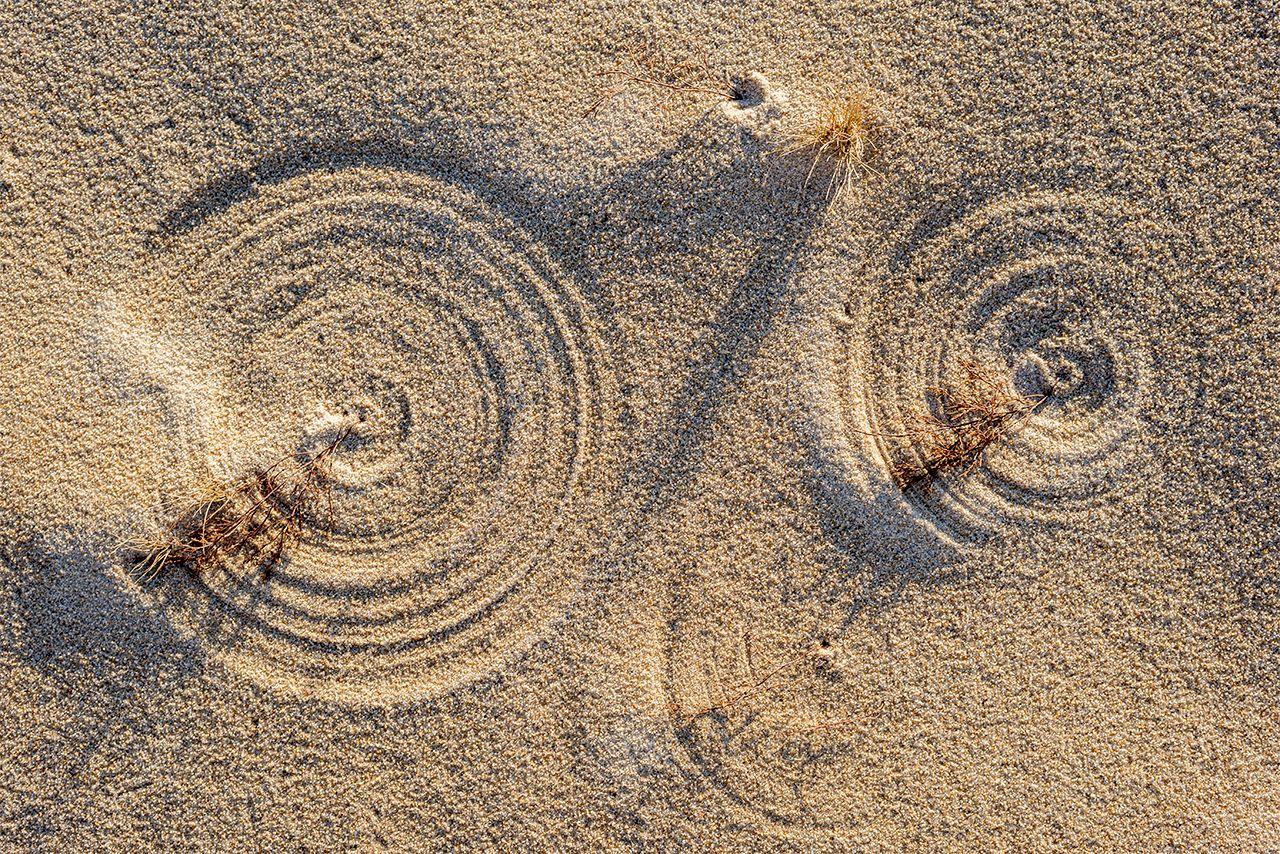 Sand Whirls