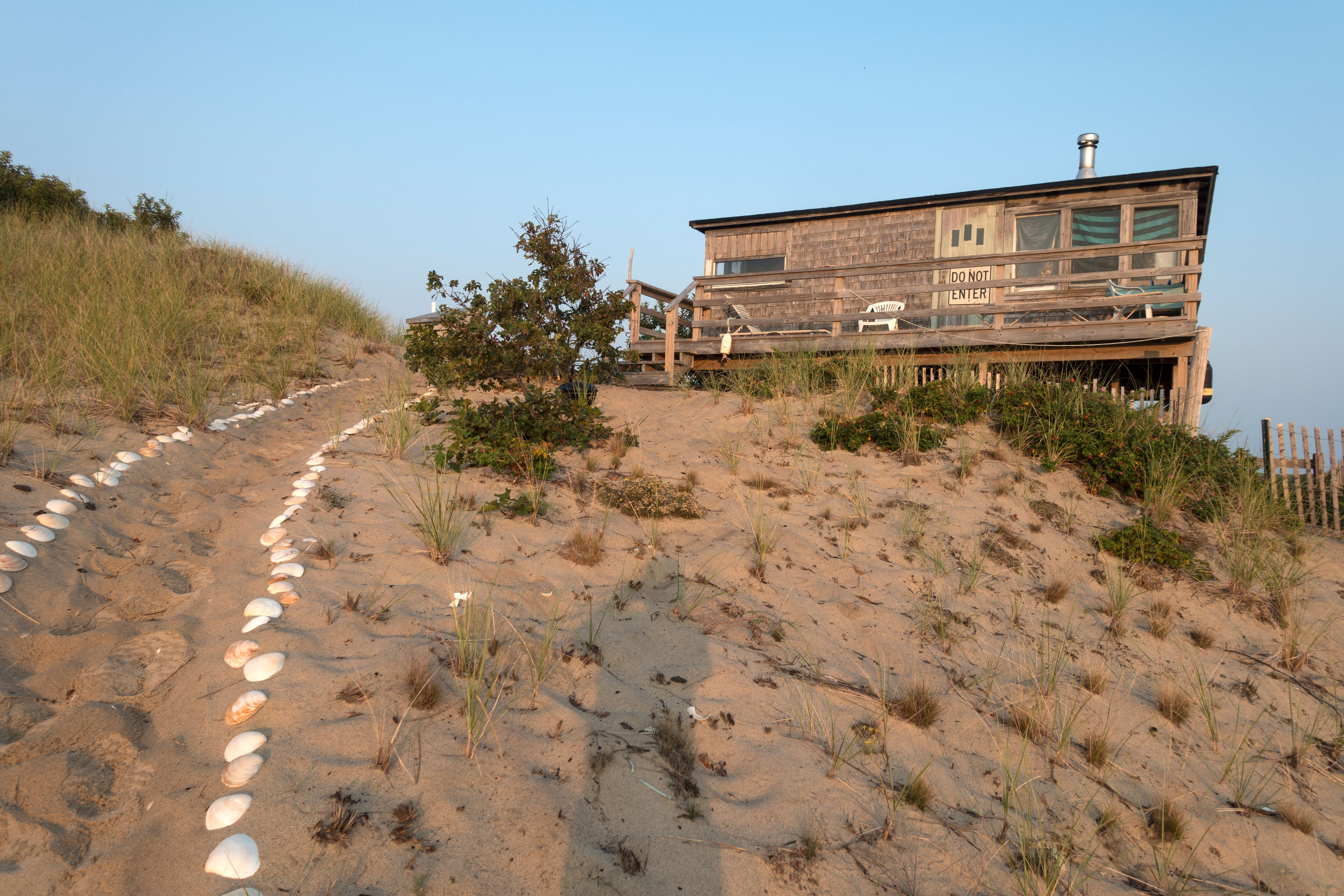 Wells Dune Shack, 2015