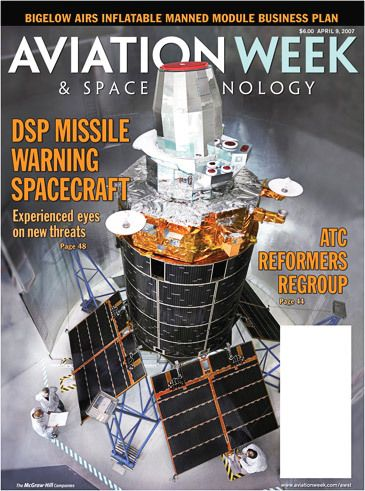 Aviation Week Covers