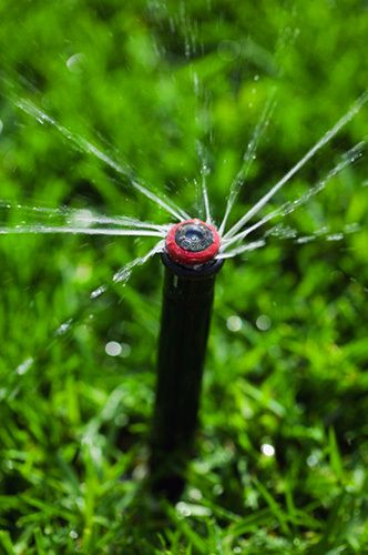 Water Saving Sprinkler System,MWD Client