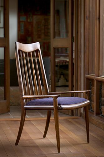 Sam Maloof Handcrafted Chair