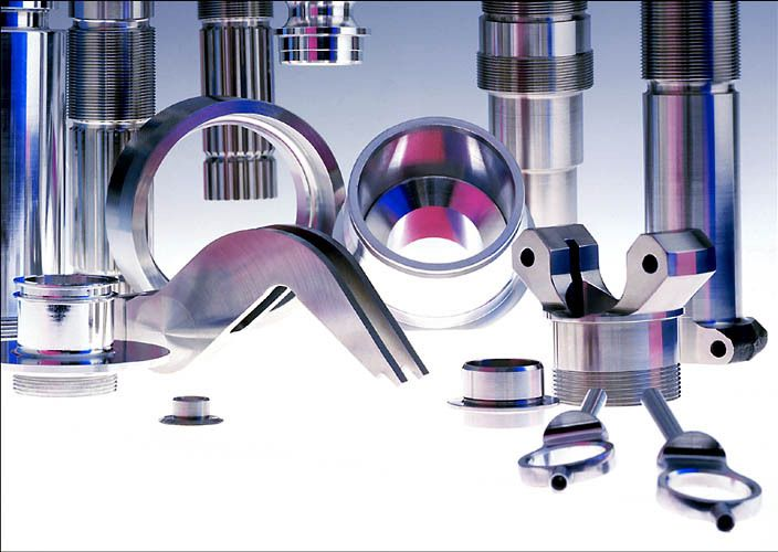 Custom Precision Parts