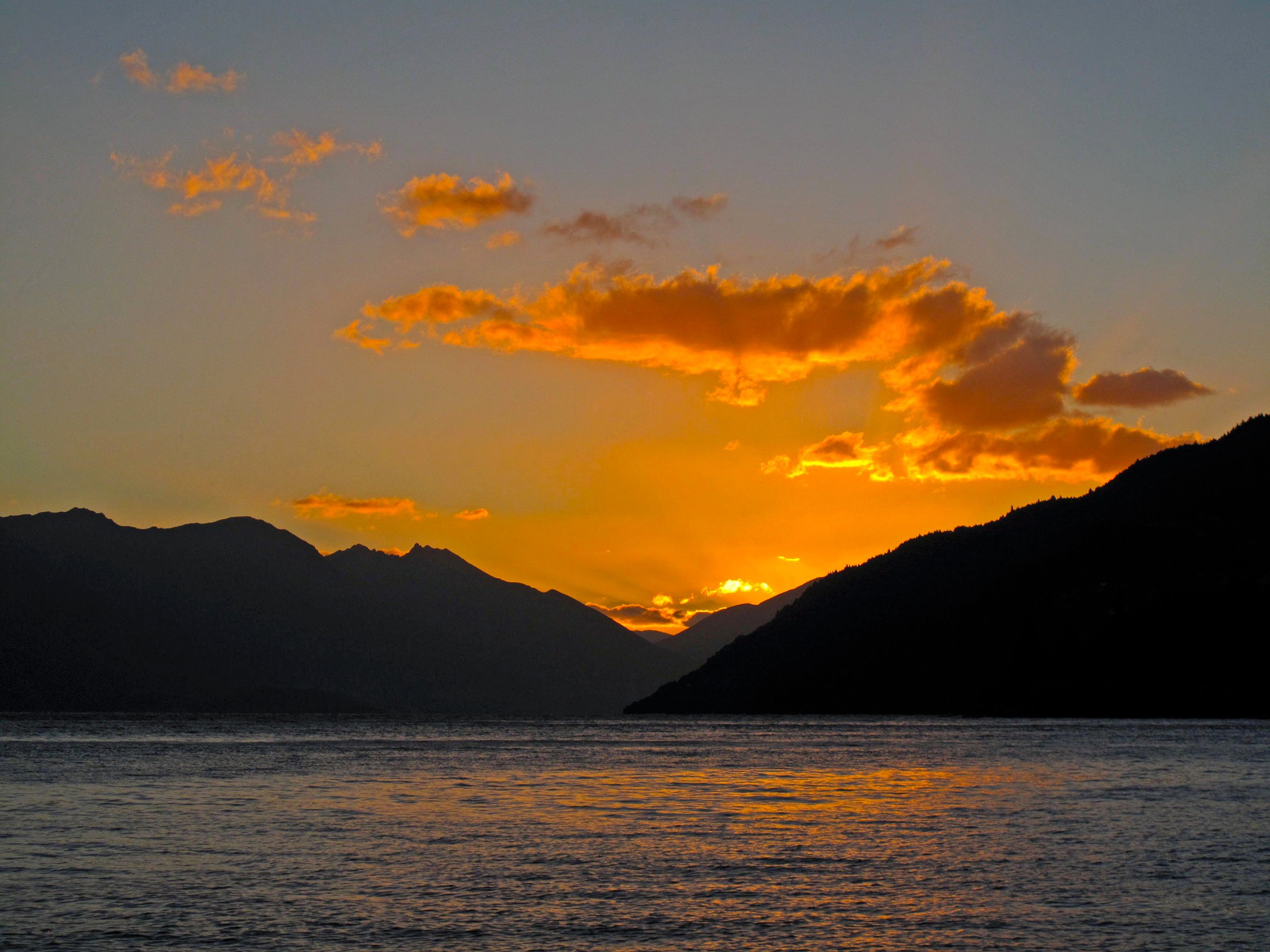 Queenstown Sunset 3