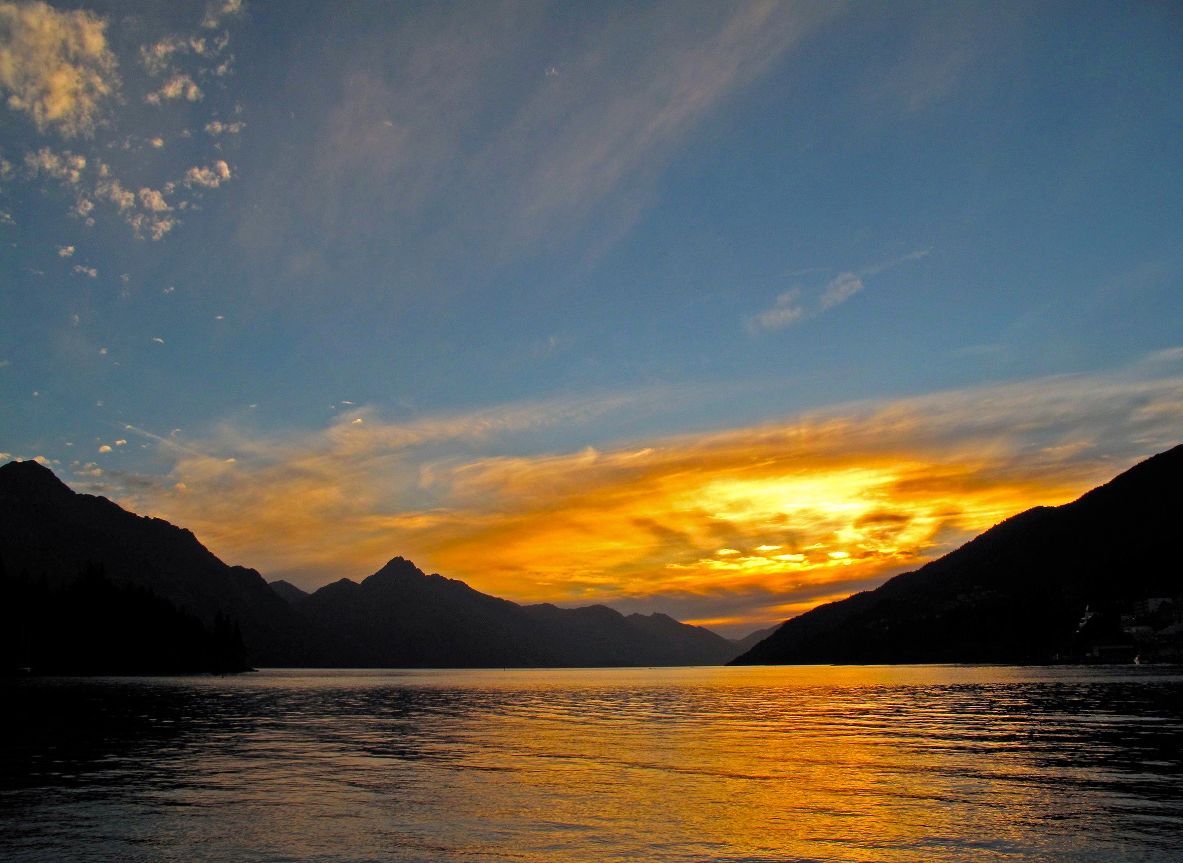 Queenstown Sunset 5