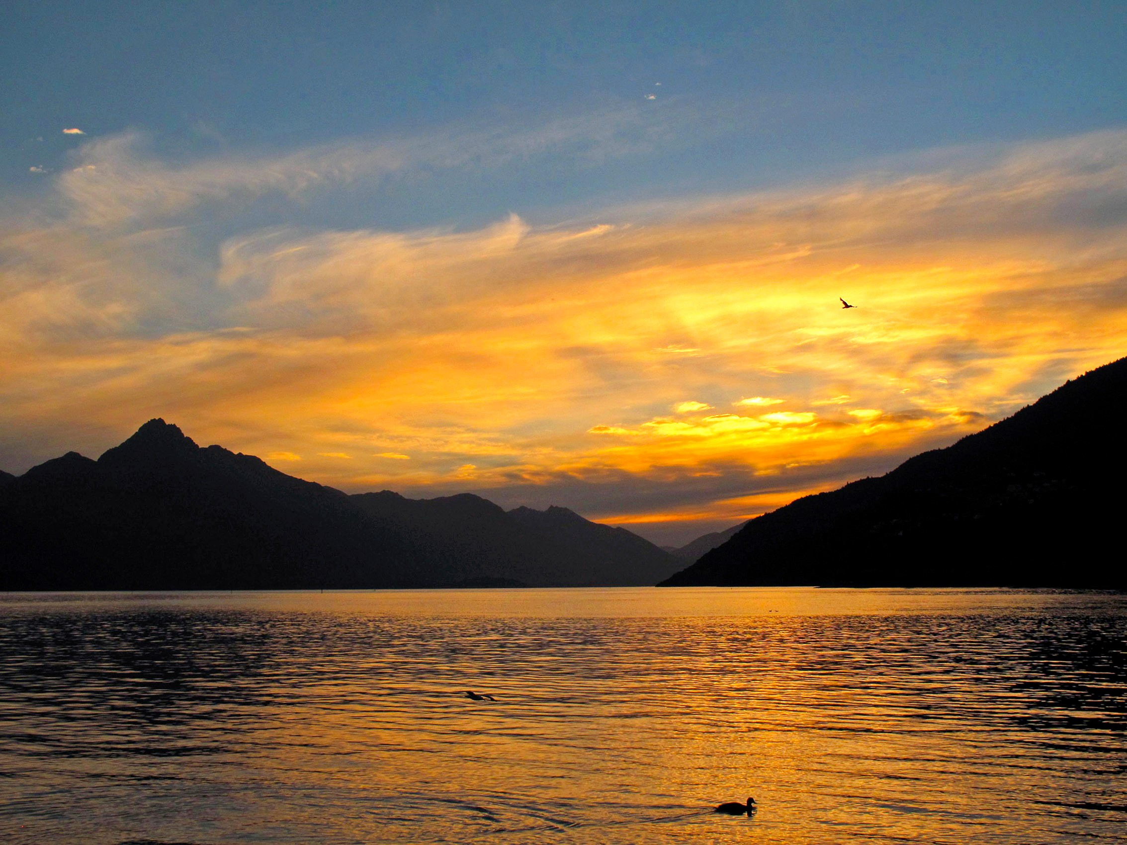 Queenstown Sunset 6