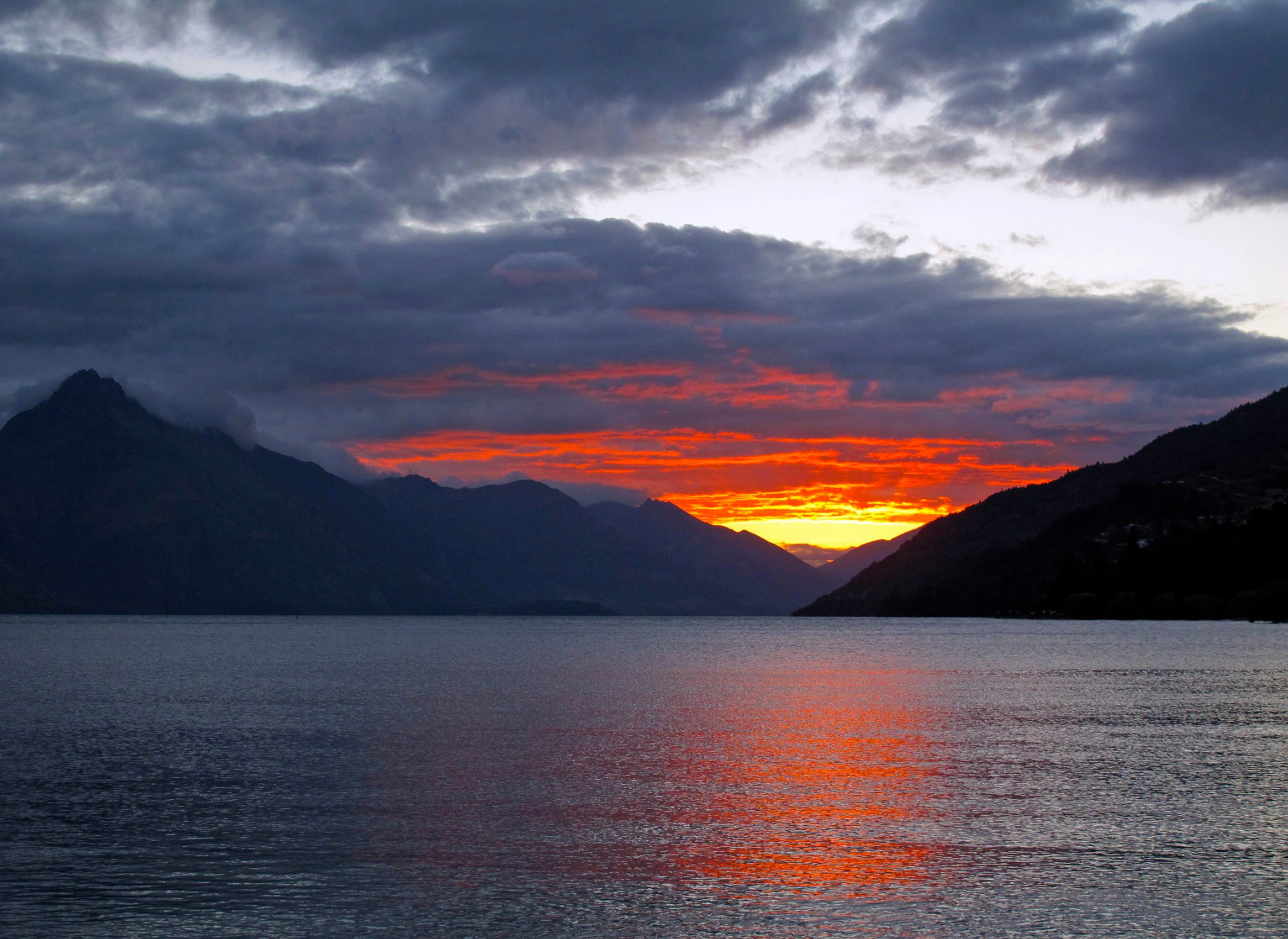 Queenstown Sunset 1