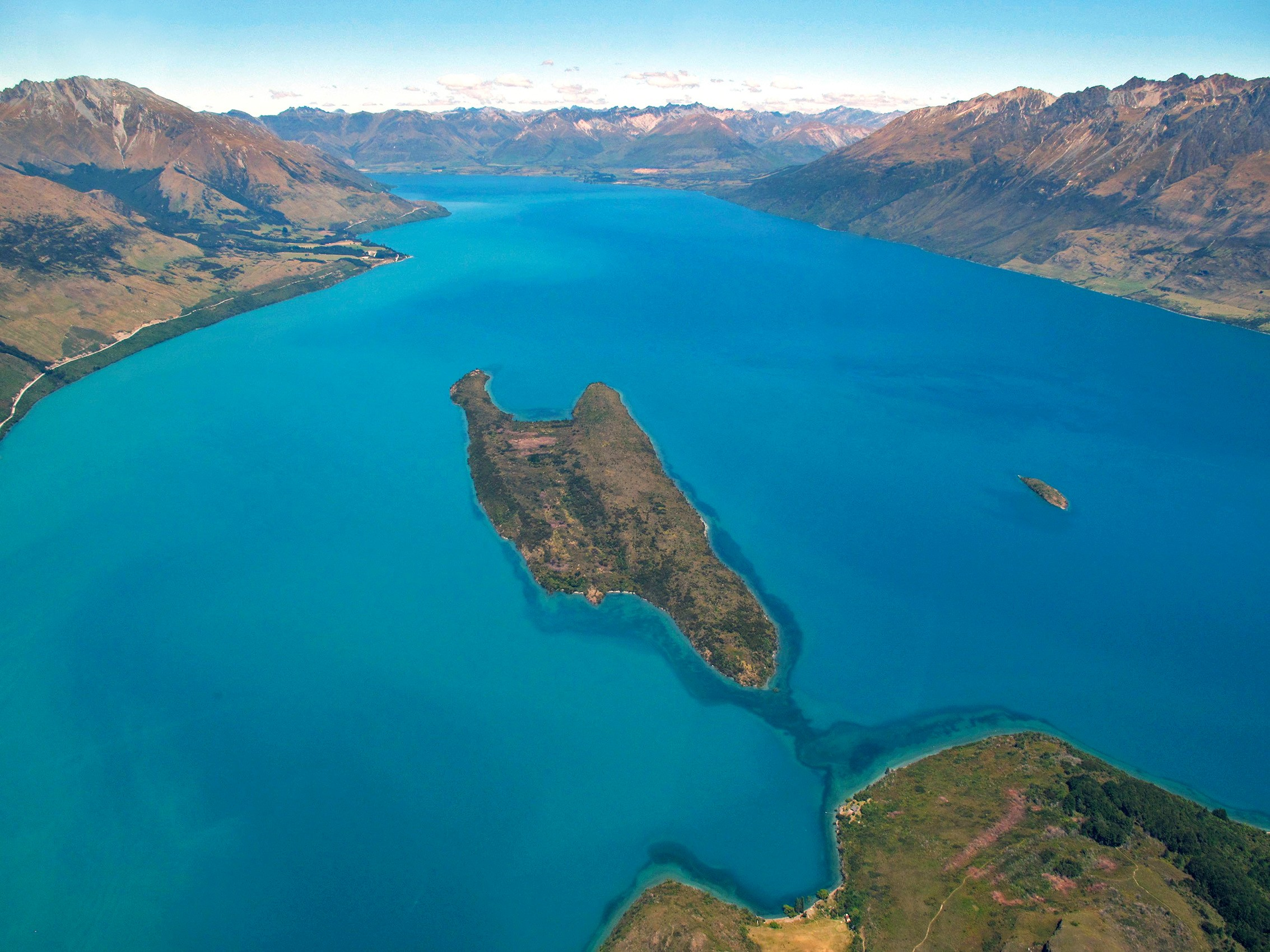 Aerial New Zealand 2