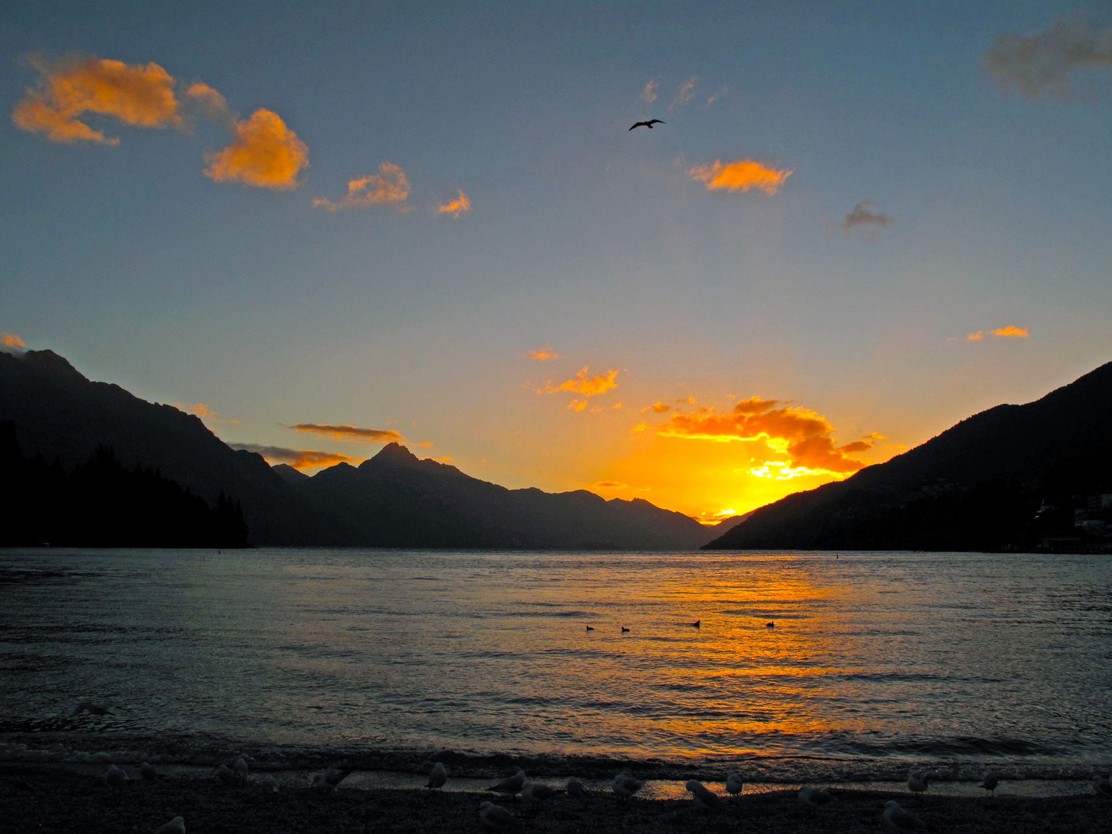 Queenstown Sunset 2