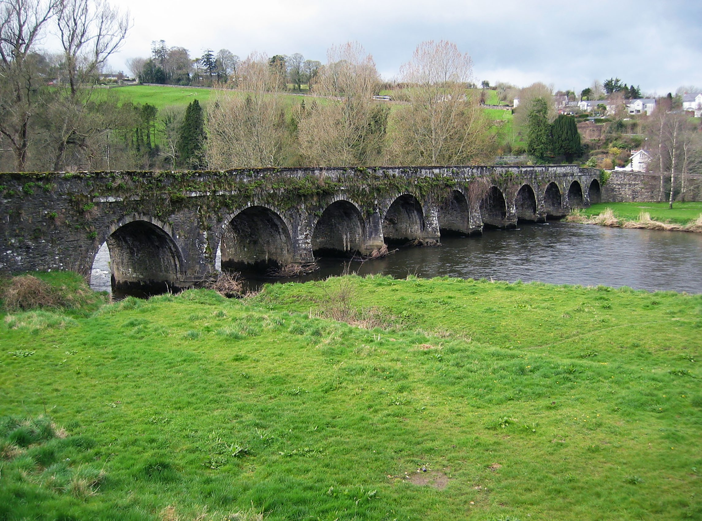 18th Century Stone Bridge