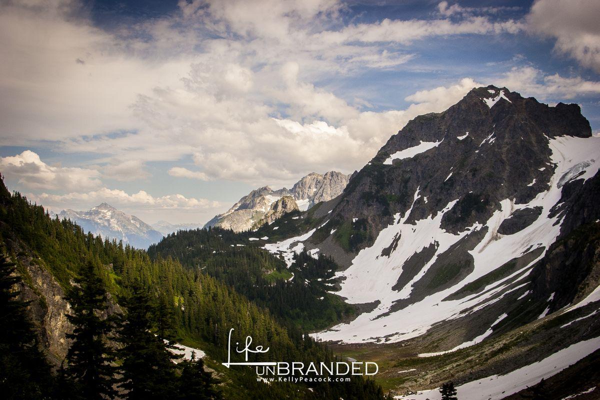 North Cascade Mountains