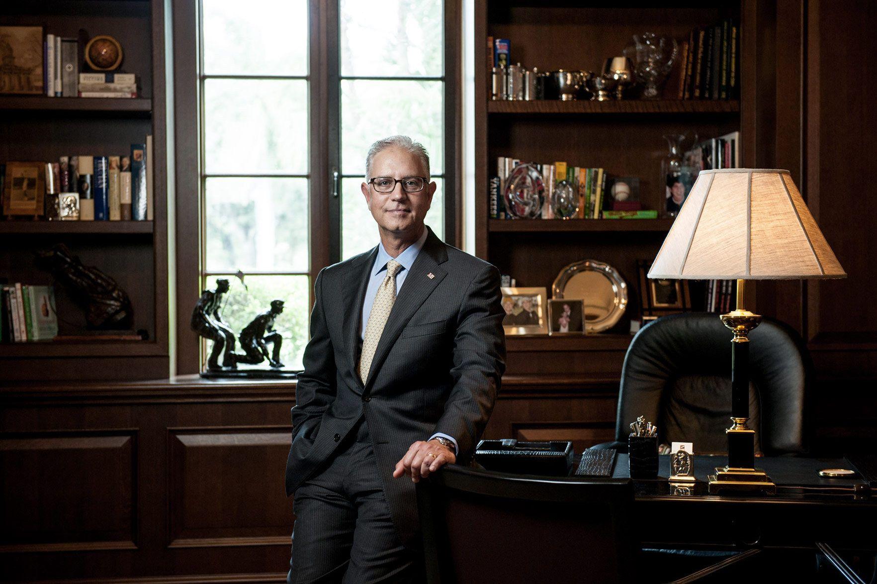 Javier Holtz / CEO Marquis Bank